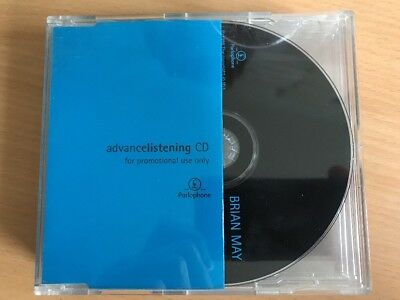 Brian May - Another World - Full Album Promo CD - Queen