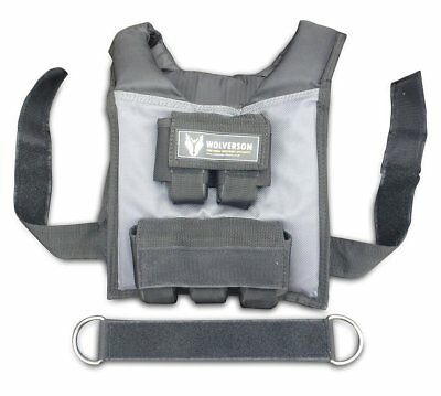 Wolverson Weight Vests