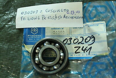 N18) Vespa PX Rally 180 200 Cosa T5 Lager Kugellager SKF 6302 30209 Nebenwelle