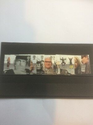 Stamps Gb Comedians 2015 Used
