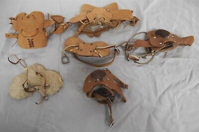 Saddle Lot for Traditional size Breyer Western + English Horses