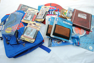 NBA Basketball Collection, 18 Different Items