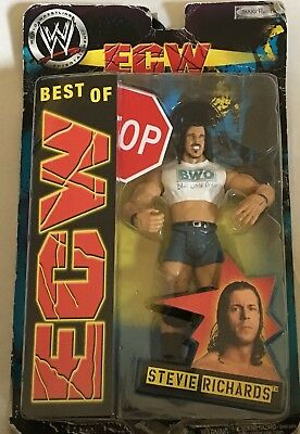 Jaaks pacific Best Of ECW Stevie Richards BWO WWE NXT NWO WCW