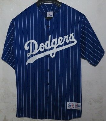 Maglia Shirt Maillot Jersey Baseball Dodgers Los Angeles Usa Majestic Sz.l