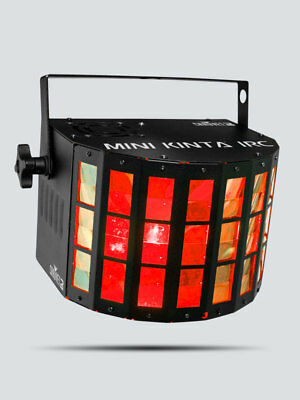 Chauvet Mini Kinta IRC LED DJ Moonflower/Strobe + IRC-6 Remote