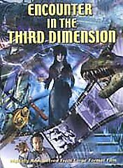 Encounter in the Third Dimension DVD, 2001 Elvira Mistress of the Dark #219