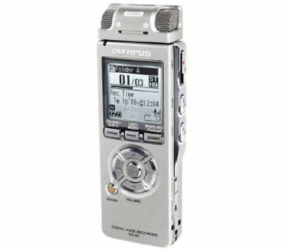Olympus Digital Voice Recorder DS-40 Dictaphone *Nice Condition