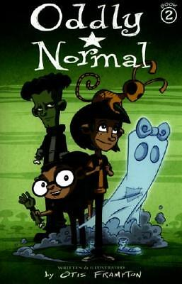 Oddly Normal. Book 2 by Otis Frampton (author), Otis Frampton (artist)