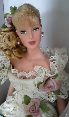 "Tonner JULIA NRFB, exclusive 16"" doll for Pendant Historical Romance"