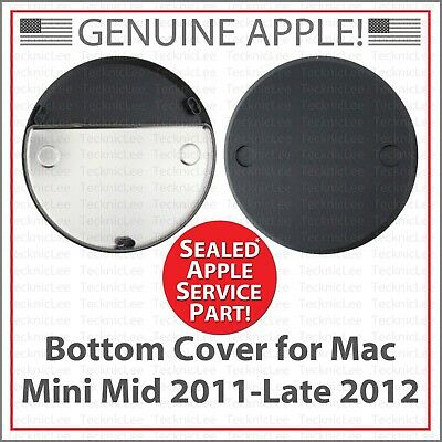NEW Apple 922-9951 Bottom Cover for Mac Mini / Server Mid 2011 & Late 2012 A1347