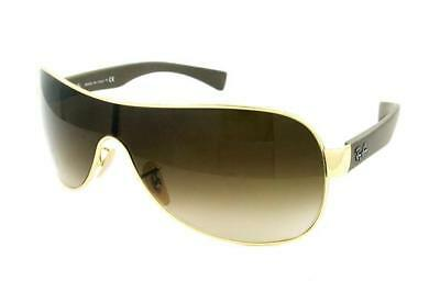 bb39a3d3e1 NEW Genuine Ray Ban RB3471 00113 YOUNGSTER Gold Mens Sunglasses Glasses