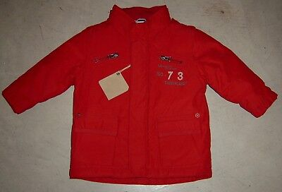 Timberland Baby Boys Puffer Jacket Sz 9 Months New With Tags