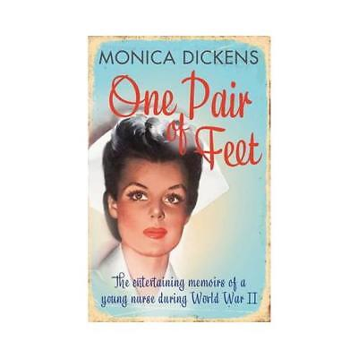 One Pair of Feet by Monica Dickens (author), Marina Lewycka (introduction)