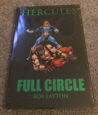 Hercules Full Circle Marvel Premiere Edition Bob Layton Hb 9780785139577