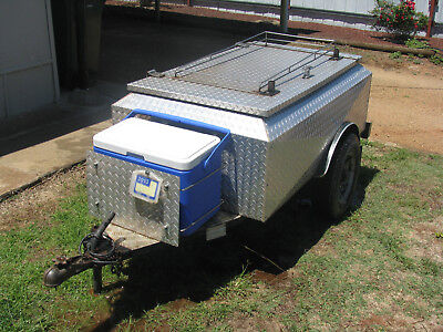 Motorcycle Cargo Trailer   Tow Behind Motorcycle