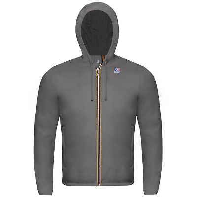 K-WAY giacca IMPERMEABILE BAMBINO KWAY CAPPUCCIO JACQUES NYLON JERSEY News 216fc