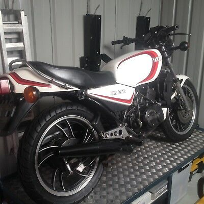 Yamaha RD 250 LC 4 / 81 Model Matching Frame & Engine Numbers 60,454 Kms