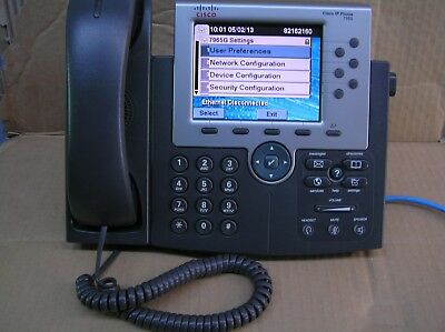 Cisco CP-7965G   VoIP TelePhone Handsets CP7965G  7965  (100 available)