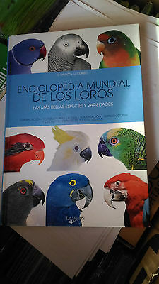 Encyclopedia World Parrots Parrot Parrot Book