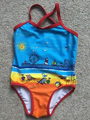 Little bird By Jools Oliver At Mothercare Baby Swimming Costume Aged 18-24 Month