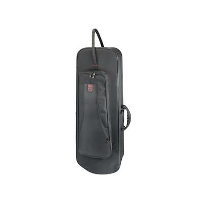 Kaces Structure Lightweight Hardshell F-Attachment Trombone Case, Black #KBFTMF2