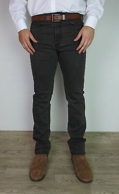 Mens Ex M&S Straight Denim Jeans Collection Casual Regular Fit Jean