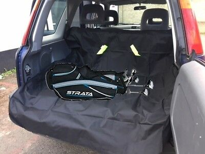Car Boot Liner / Protector With Lip Ideal For Golf Bags Clubs Shoes Rugby Sports