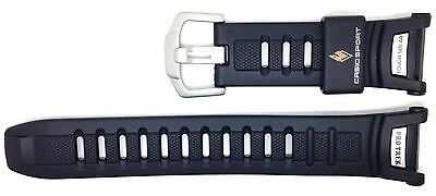 Genuine Casio Replacement Watch Strap Band 10290980 for Casio Watch PRG-130-1V