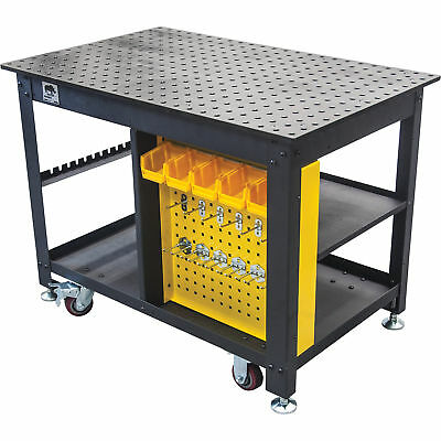 Rhino Cart Mobile Fixturing Station - Table Only, Model# TDQ54830