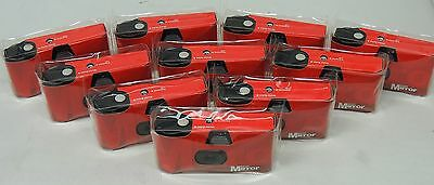 Kodak 400Asa 27 Exp Colour Negative Disposable Cameras X10  Outdated Cold Stored