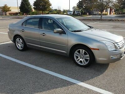 2008 Ford Fusion SEL 2008 Ford Fusion,GOOD SNOW TIRES,Reliable, 6 cyl.  6 CD Changer