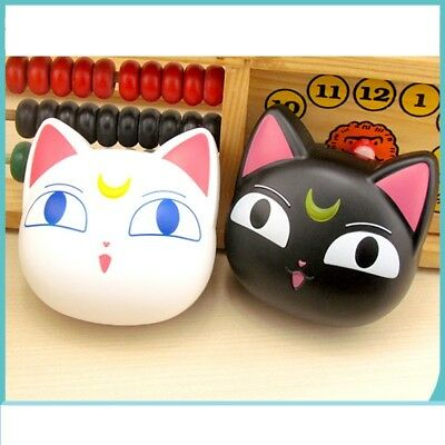 Sailor Moon  Contact Lens Case Box Porta Lenti A Contatto  Luna Cosplay Manga