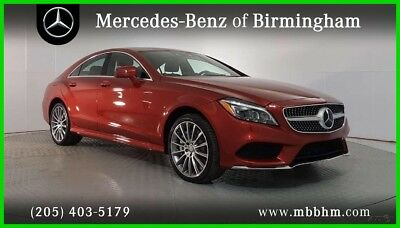 2015 Mercedes-Benz CLS-Class CLS 550 2015 CLS 550 Used Certified Turbo 4.7L V8 32V Automatic RWD Sedan Premium