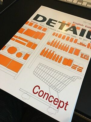 Detail Magazine - Review of Architecture & Construction. Vol 3 - Shopping