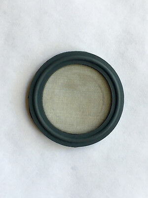 "1.5"" Tri Clamp 100 Mesh Screen Viton Gasket Closed Loop Extractor"
