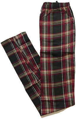 New Men S Croft Barrow Big Tall Brushed Flannel Pajama Pants