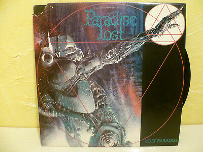 "PARADISE LOST - LOST PARADISE, 12"" Vinyl LP, Orig. Press 1990 PEACEVILLE, RAR!"
