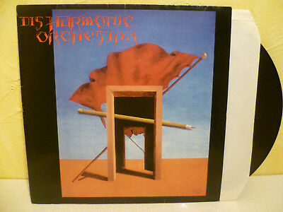 "DISHARMONIC ORCHESTRA - PUNGENT STENCH, 12"" Split Vinil LP, first Press 1989 RAR"