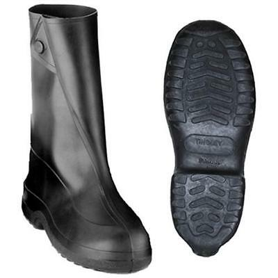"Tingley 10"" Stretch Rubber Work Boot - Black [1400]"
