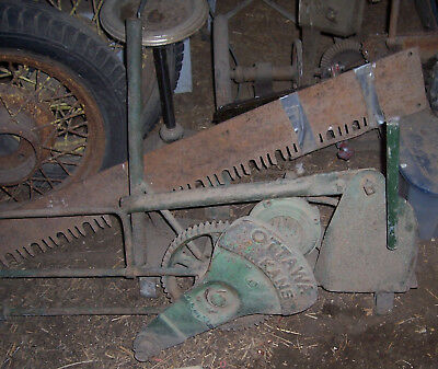 Vintage Ottawa Log Saw Tractor PTO Attachment Or Hit & Miss Gas Engine, Antique