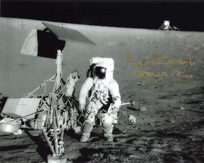 Alan Bean NASA Apollo astronaut signed autographed photo IN PERSON