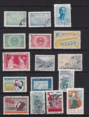 Vietnam - Notable Early North Vietnam Stamps (Vn0902 2)