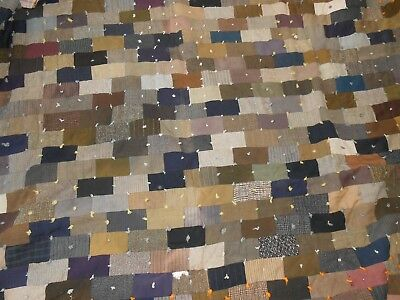 Wool 1930's Quilt
