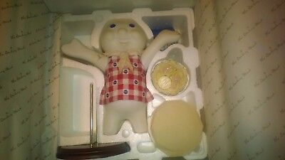 Pillsbury in Collectibles -- Baked to Perfection Porcelain doll
