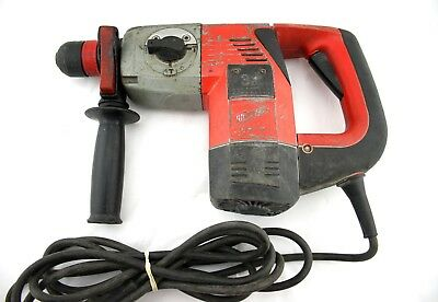 Milwaukee Rotary Hammer Drill + Hard Case PLH32XE 900W 32 mm SDS-Plus 3-Mode