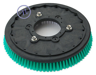 """20"""" Floor Scrubbing Brush With 3 lugs fitting for Scrubber Dryer -Plate Size 19"""""""