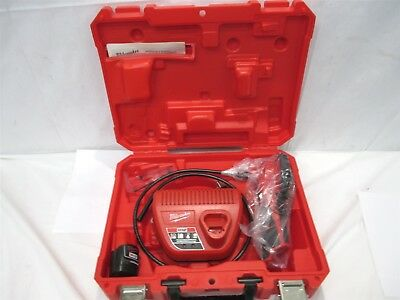 MILWAUKEE M-SPECTOR 360 Rotating Inspection Scope Camera M12 2313-21 12 Volt