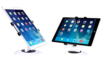 Retail Tablet Stand Holder Rotate Swivel 360° Angle, Business Stand for iPad