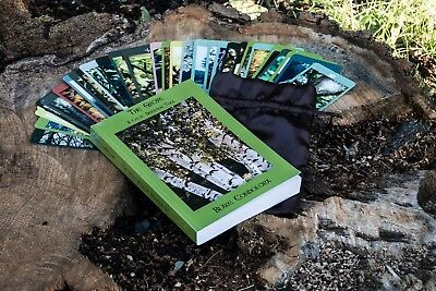 The Grove: A Celtic Divination Tool, Tree Oracle, Metaphysical, Ogham, Self Made