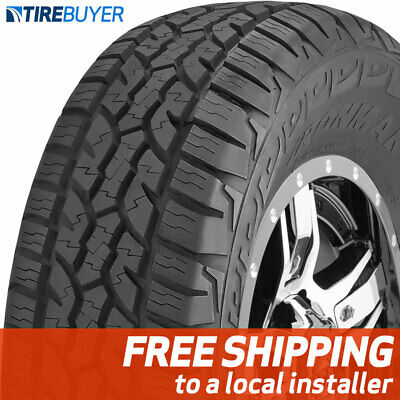 4 New 265/70R17 Ironman All Country AT 265 70 17 Tires A/T